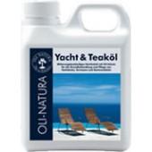 OLI-NATURA Olej jachtowy i do drewna teak